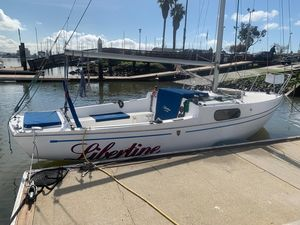Used Columbia 24 Contender Racer and Cruiser Sailboat For Sale