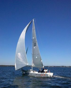 Used X-Treme Fast 25 Racer and Cruiser Sailboat For Sale