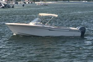 Used Grady-White Freedom 275 Cruiser Boat For Sale