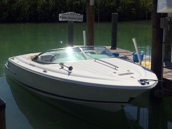 Used Chris Craft 20 speedster High Performance Boat For Sale