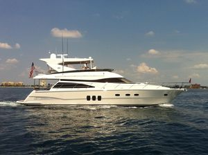 Used Neptunus Flybridge Motoryacht Cruiser Boat For Sale