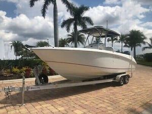 Used Boston Whaler Outrage 270 Center Console Fishing Boat For Sale