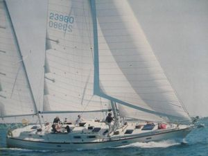 Used Pearson 530 Cruiser Sailboat For Sale