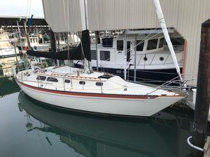 Used Islander 36 Sloop Cruiser Sailboat For Sale