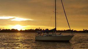 Used C&c 35 MK III Sloop Sailboat For Sale