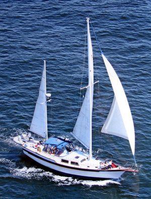 Used Irwin Cruising Ketch Cruiser Sailboat For Sale