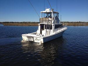 Used Custom 42 Sports Fishing Boat For Sale