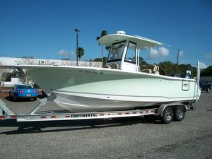Used Sea Hunt Gamefish 27 Center Console Fishing Boat For Sale