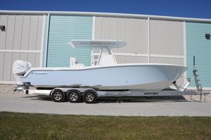 New Invincible 33 Open Center Console Fishing Boat For Sale