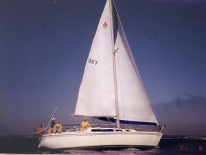 Used Catalina 36 Daysailer Sailboat For Sale