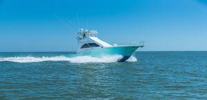 Used Cabo 47 Flybridge Sportfisher Sports Fishing Boat For Sale