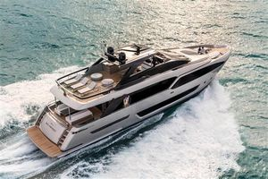 New Riva 90' ARGO Motor Yacht For Sale