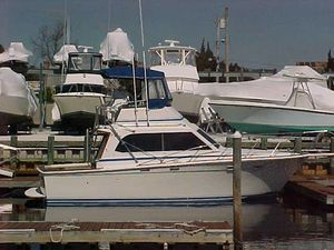 New Egg Harbor Sedan Convertible Fishing Boat For Sale