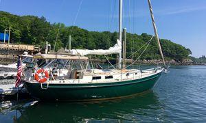 Used Hinterhoeller Niagara 35 Encore Sloop Sailboat For Sale