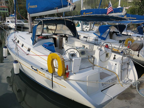 Used Beneteau Cyclades 43 Racer and Cruiser Sailboat For Sale