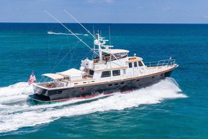 Used Burger Hunt Yacht Design-express Motor Yacht For Sale