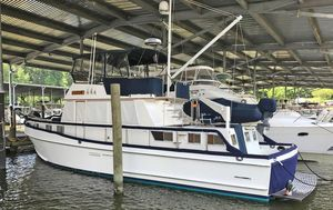 Used Grand Banks Heritage Classic-stabilized Cruiser Boat For Sale