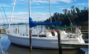 Used Catalina 36 Tall Rig Cruiser Sailboat For Sale