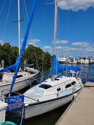 Used Islander Classic Sloop Sailboat For Sale