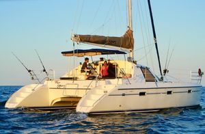 Used Privilege 395 Catamaran Sailboat For Sale