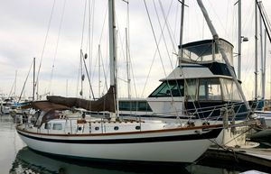 Used Classic Acapulco Cutter 40 Cruiser Sailboat For Sale