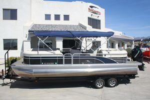 Used Bennington 2550 GSR2550 GSR Pontoon Boat For Sale