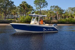 Used Cobia 237 Center Console Center Console Fishing Boat For Sale