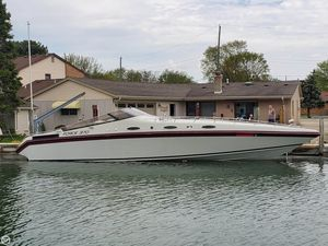 Used Baja Force 370 High Performance Boat For Sale