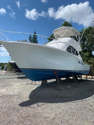 Used Tiara 3900 Convertible3900 Convertible Saltwater Fishing Boat For Sale