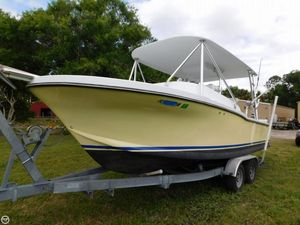 Used Dusky Marine Walkaround Center Console Center Console Fishing Boat For Sale