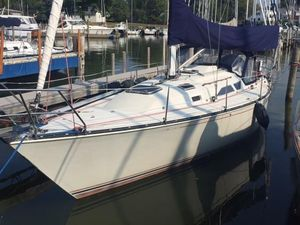 Used C&c 35 Cruiser Sailboat For Sale