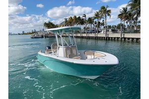 Used Sea Fox Commander Center Console Fishing Boat For Sale