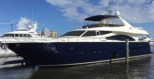 Used Ferretti Yachts Motor Yacht For Sale
