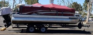 Used Palm Beach SAN JUAN Pontoon Boat For Sale