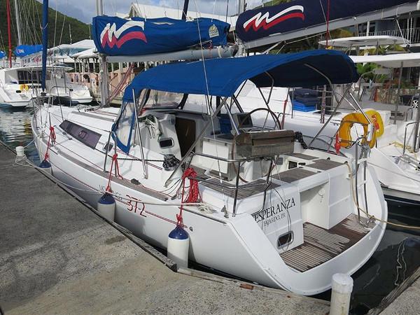 Used Beneteau Oceanis 37 Sloop Sailboat For Sale
