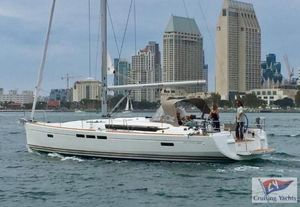 Used Jeanneau Sun Odyssey 509 Racer and Cruiser Sailboat For Sale