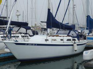 Used Ericson 32-2 Daysailer Sailboat For Sale