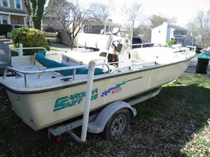 Used Carolina Skiff Venture190 Commercial Boat For Sale