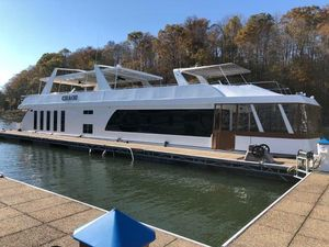 Used Stardust Cruisers 19 X 96 Houseboat House Boat For Sale