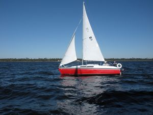 Used Macgregor 26-S Daysailer Sailboat For Sale