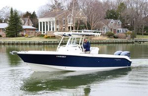 Used Edgewater 268cc Center Console Fishing Boat For Sale