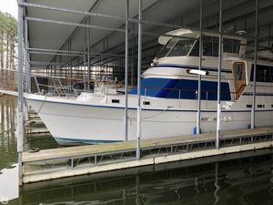 Used Gulfstar 49 Aft Cabin Boat For Sale