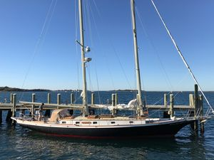 Used Cherubini Schooner Sailboat For Sale