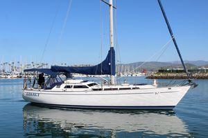 Used Fairweather Mariner 39 Cruiser Sailboat For Sale