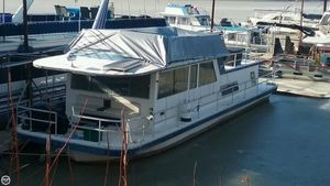 Used Gibson 14 x 50 House Boat For Sale