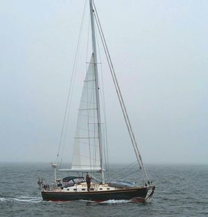 Used Tartan 4000 Cruiser Sailboat For Sale