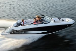 Used Scarab 215 H.O. High Performance Boat For Sale
