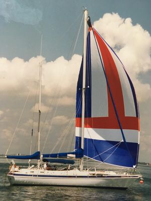 Used Morgan Out Island 415 Cruiser Sailboat For Sale