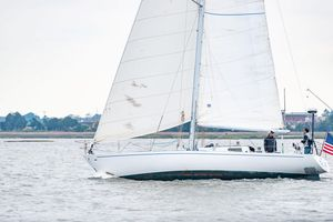 Used Ted Hood 42 Racer and Cruiser Sailboat For Sale