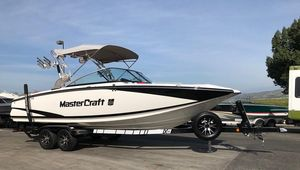 Used Mastercraft X55X55 Ski and Wakeboard Boat For Sale